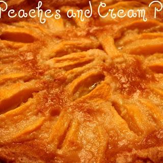 Peach Slices Dessert Recipes