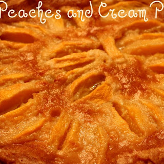 Peaches and Cream Pie!.