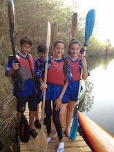 Photo: squadra canoa 2013 2^ regionali