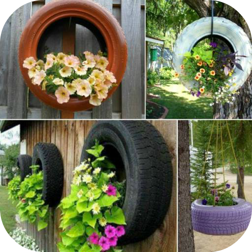 DIY Garden Ideas (app)