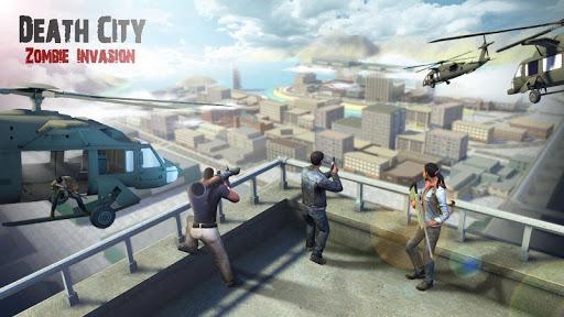 Death City : Zombie Invasion 1.5 screenshots 1