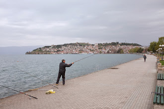 Photo: Ohrid Macedonia