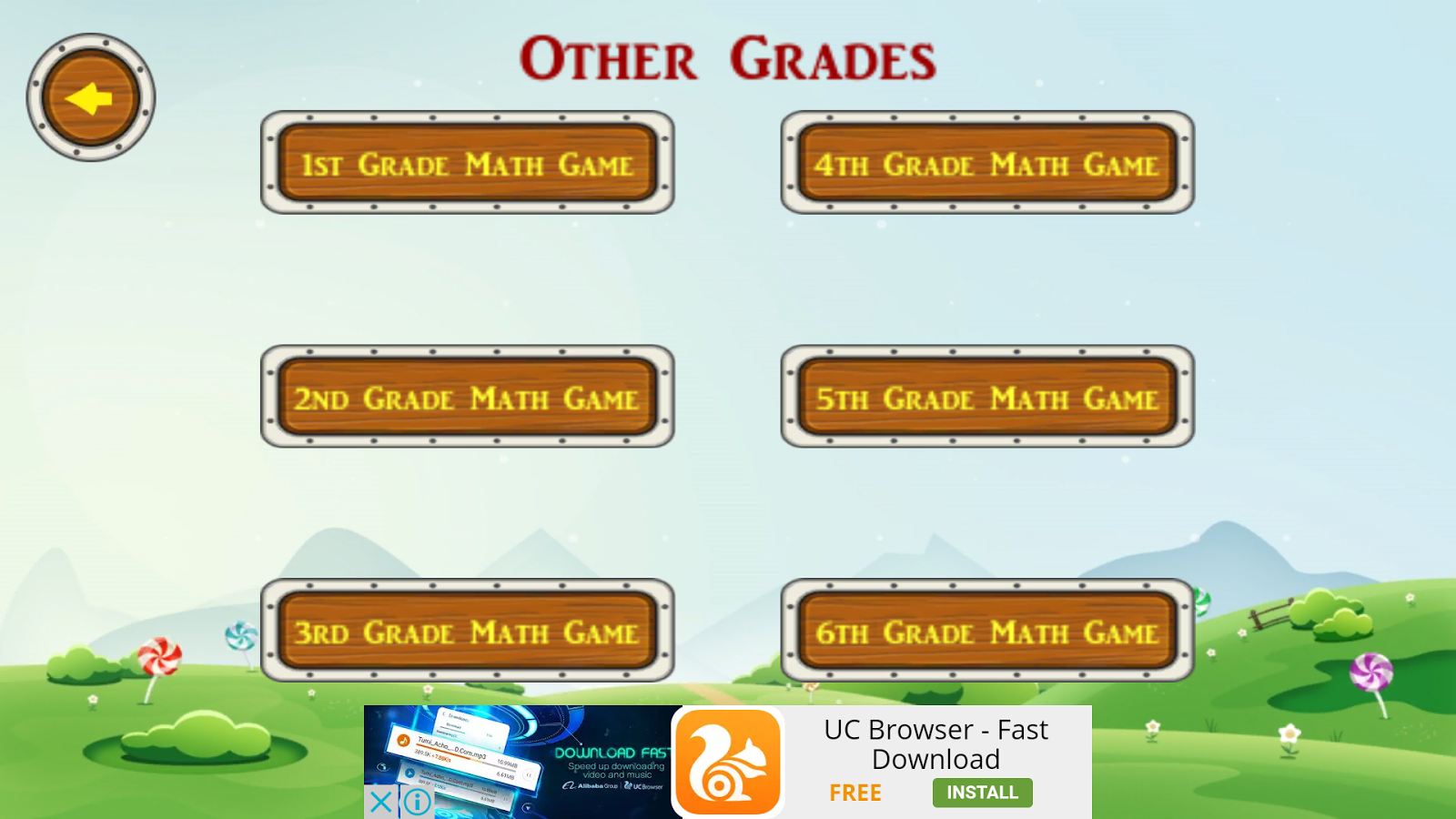 play math games This is the games page holder games about us  play the mobile game space purge on your  when the math game starts you will see the visitors score on the.