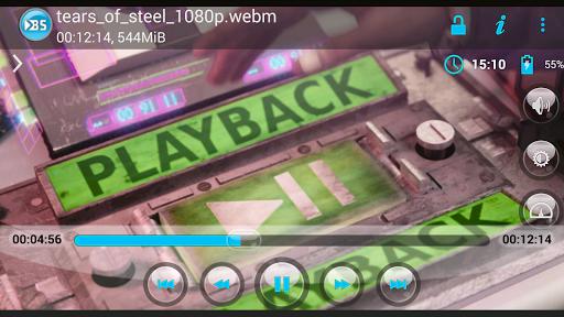 BSPlayer lite screenshot 1