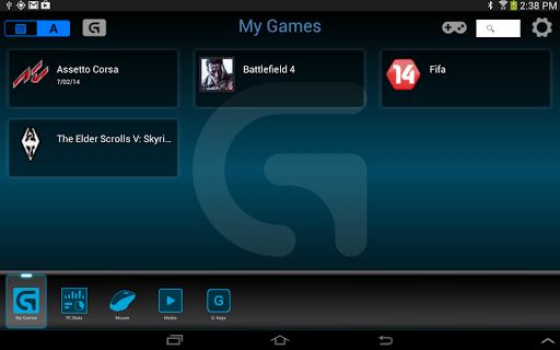 Logitech Arx Control - Apps on Google Play