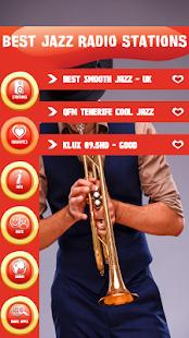 Best Jazz Radio Stations - náhled