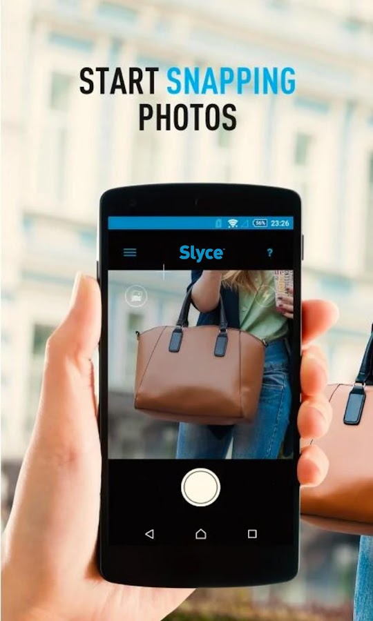 Slyce — Visual Search- screenshot