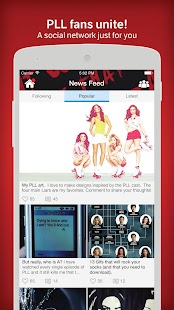 PLL Amino for Pretty Little Liars - náhled
