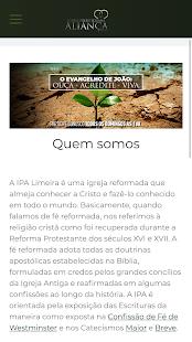 Download Aliança App For PC Windows and Mac apk screenshot 2