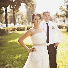 Wedding photographer Olesya Pribylskaya (PribylskayaLesia). Photo of 26.08.2013
