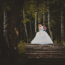 Wedding photographer Ilya Fomin (bkmz). Photo of 03.09.2013