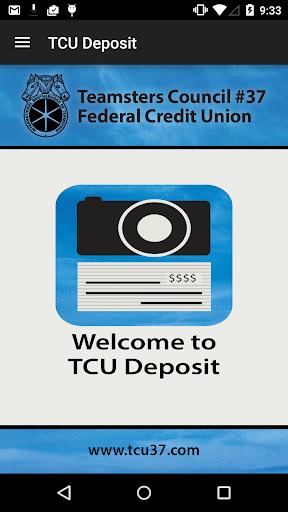 Remote Check TCU37 Deposit