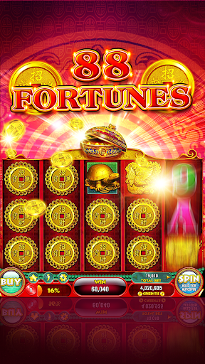 88 Fortunes - Casino Games & Free Slot Machines apkbreak screenshots 1