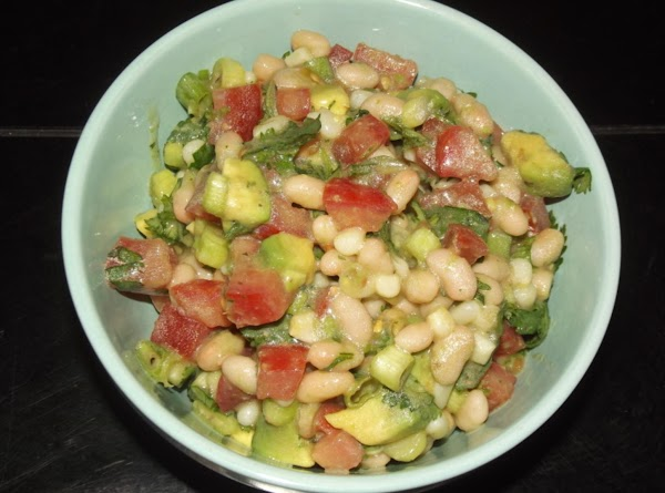 Tasty Salsa-guac Recipe