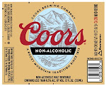 Coors Non-Alcoholic Bottled Beer