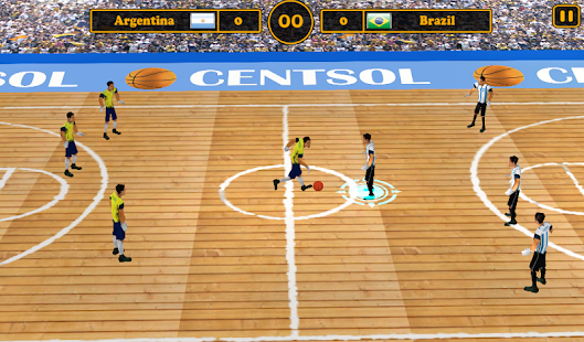 Best Basketball 2014 Free- screenshot thumbnail