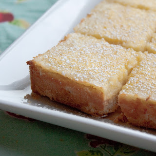 King Arthur Flour Lemon Squares