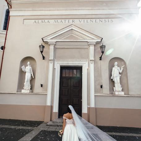 Fotógrafo de bodas Deividas Kvederys (Kvederys). Foto del 15.12.2017