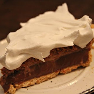 Hershey Bar Pie Graham Cracker Crust Recipes