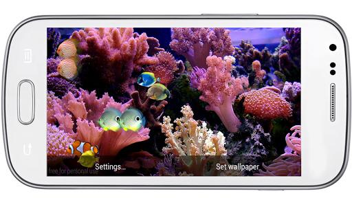 Coral Reef LiveWallpaper