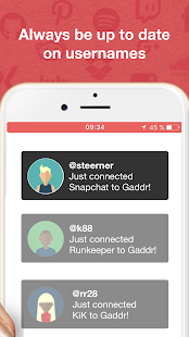 Gaddr- screenshot thumbnail
