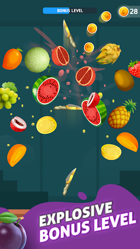 Fruit Cut 1.2.5 screenshots 2