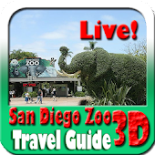 San Diego Zoo Maps and Travel Guide