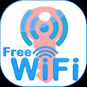 WiFi Free Password Key icon