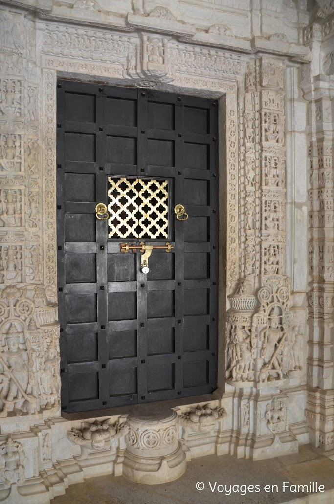 Ranakpur door