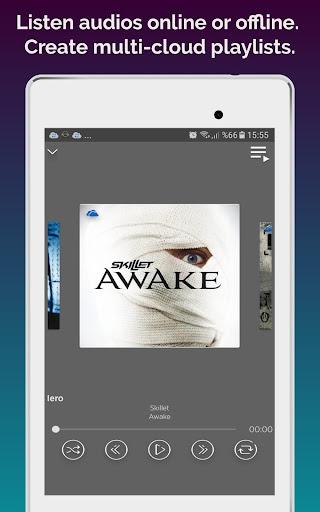 Cloudist - Free Cloud Music Player 8.4 screenshots 15