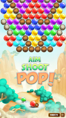 Bubble Shooter Nirvana - screenshot