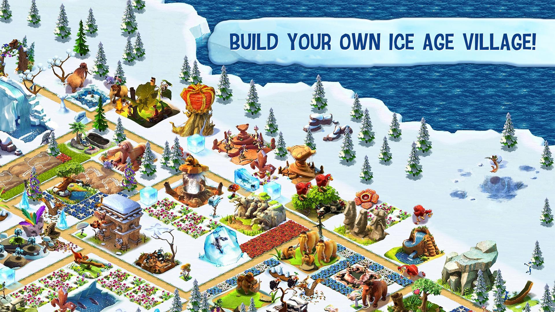 Ice Age Village screenshot #1