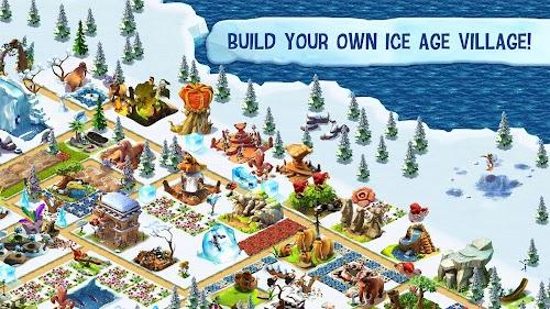 Screenshot 1 Ice Age Village 3.6.0f APK MOD