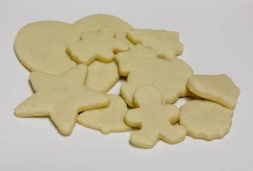 Annie Hall's Butter Cookies