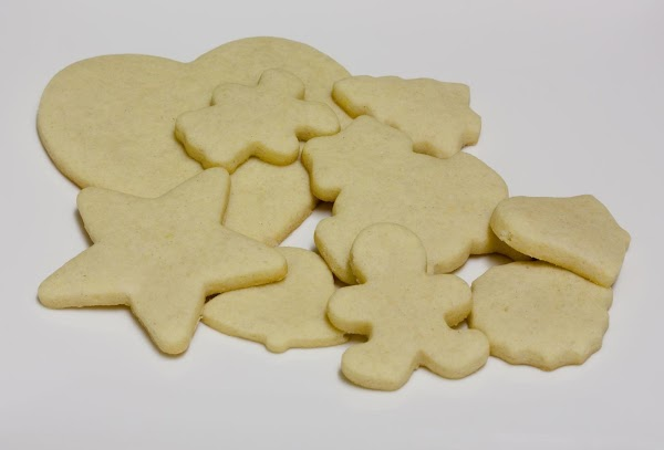 Annie Hall's Butter Cookies Recipe