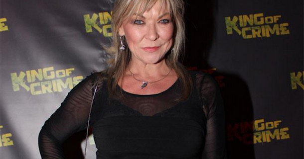 Claire King says working on soaps is 'harder' these days