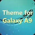 Theme for Samsung Galaxy A9 icon