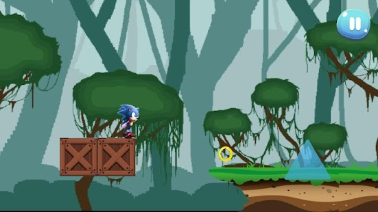 Super Sonic Jungle Adventures - náhled