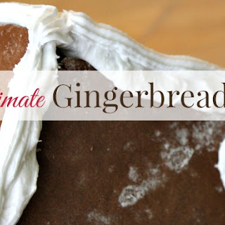Simple Secret to the Ultimate Gingerbread House Recipe