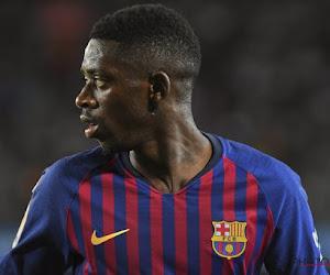 Un malaise Ousmane Dembélé au Barça ?