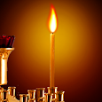 Health Candle Simulator Icon