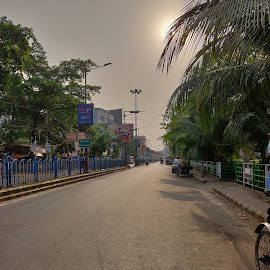 Early morning shoot by Rojal Bothra - City,  Street & Park  Street Scenes ( early morning photography )