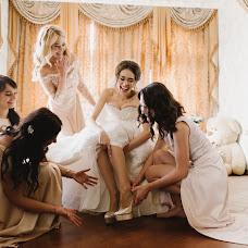 Wedding photographer Oksana Cherep (Ksiypa). Photo of 11.03.2018