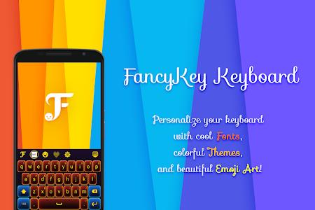Kitty for FancyKey Keyboard screenshot 1