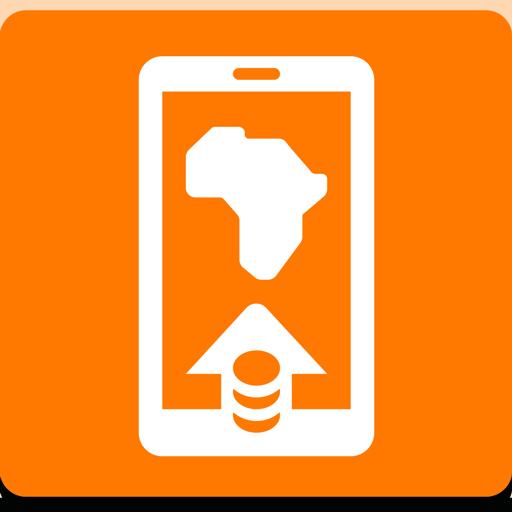 Transfert Pays Icon