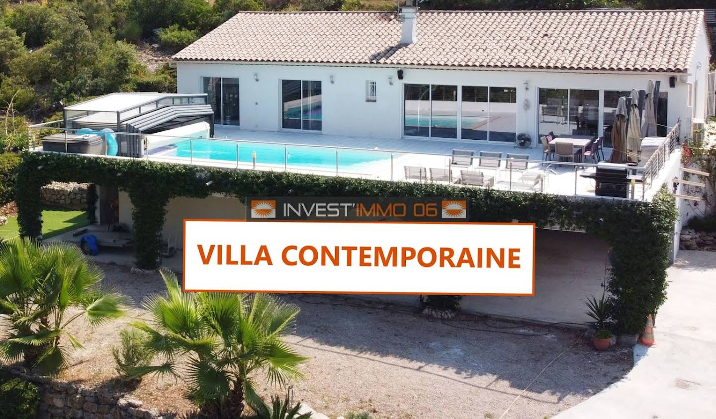 Villa with pool and terrace Peymeinade