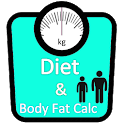 Fat & Diet Calculator icon