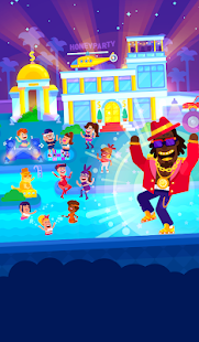 Partymasters - Fun Idle Game Screenshot