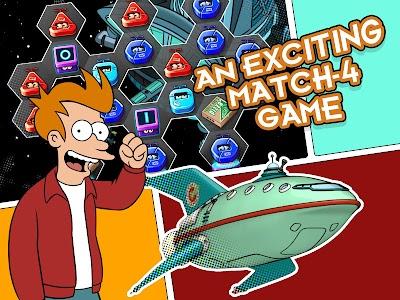 Futurama: Game of Drones v1.8.2 Mod Money + Lives + Ad Free