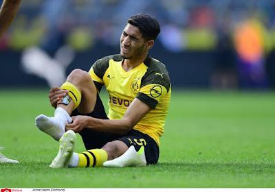 """Europese topclubs kunnen streep door naam Hakimi zetten: """"Zijn toekomst ligt bij deze club"""""""
